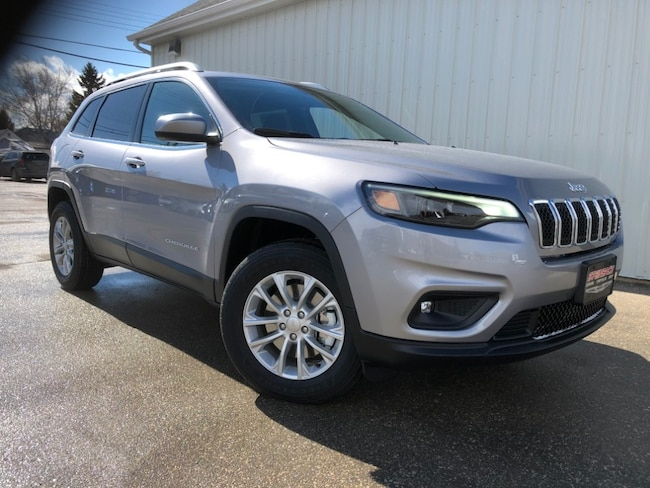 New 2019 Jeep New Cherokee For Sale At Birchwood Automotive Group