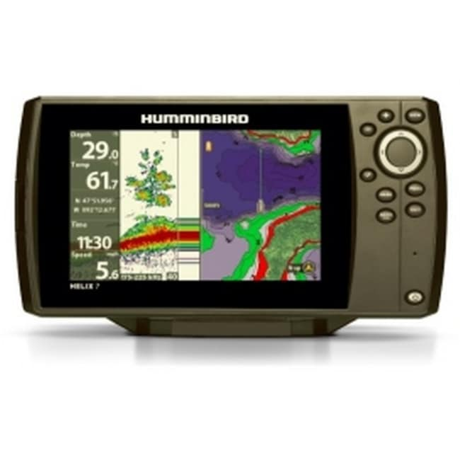 2018 BOAT PARTS HUMMINGBIRD HELIX 7 CHIRP GPS G2N