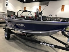 2018 SMOKER-CRAFT INC PRO ANGLER XL 162