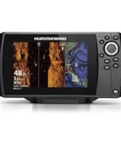 2019 BOAT PARTS HUMMINGBIRD HELIX 10 CHIRP MSI GPS G3N