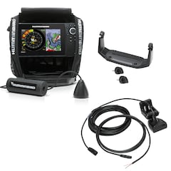 2019 BOAT PARTS HUMMINBIRD ICE HELIX 7 CHIRP GPS G2N AS