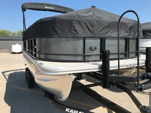 2019 BERKSHIRE 20RFCCTS BOAT, MOTOR & TRAILER ALL IN