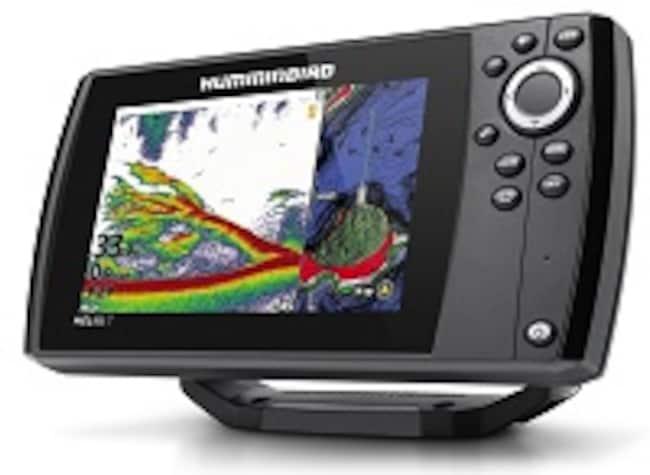 2019 BOAT PARTS HUMMINBIRD HELIX 7 CHIRP GPS G3 W/ NAV