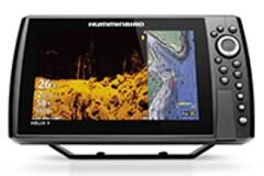2019 BOAT PARTS HUMMINBIRD HELIX 9 CHIRP MDI GPS G3N