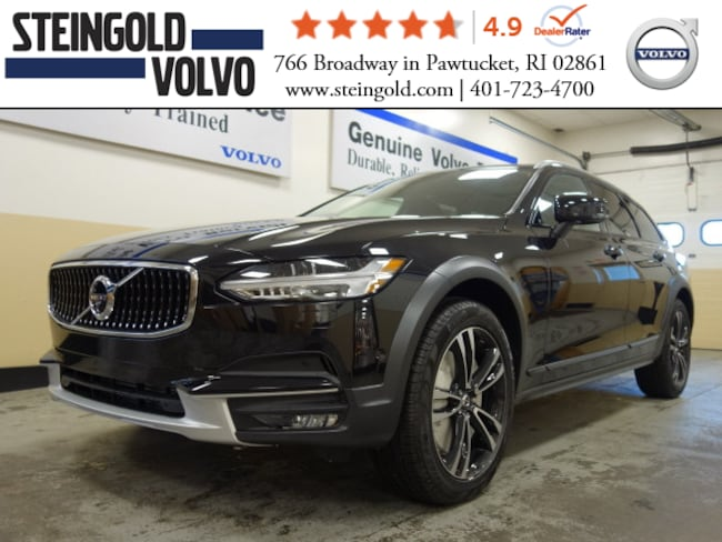 New 2018 Volvo V90 Cross Country T5 AWD Wagon Pawtucket, RI