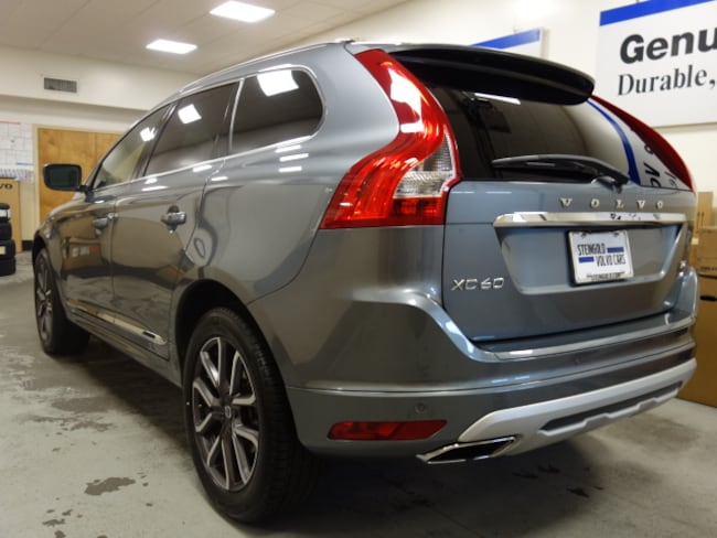 used 2017 volvo xc60 t6 awd dynamic osmium grey metallic for sale in pawtucket near providence. Black Bedroom Furniture Sets. Home Design Ideas