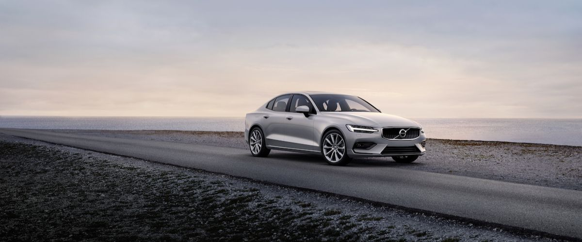 2019 Volvo S60 serving Providence