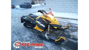 2012 SKI-DOO MXZ TNT 600 ETEC -