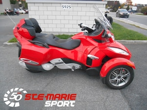 2011 CAN-AM Spyder RT-S SES