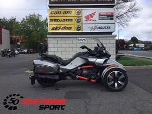 2016 CAN-AM Spyder F3-T SM6
