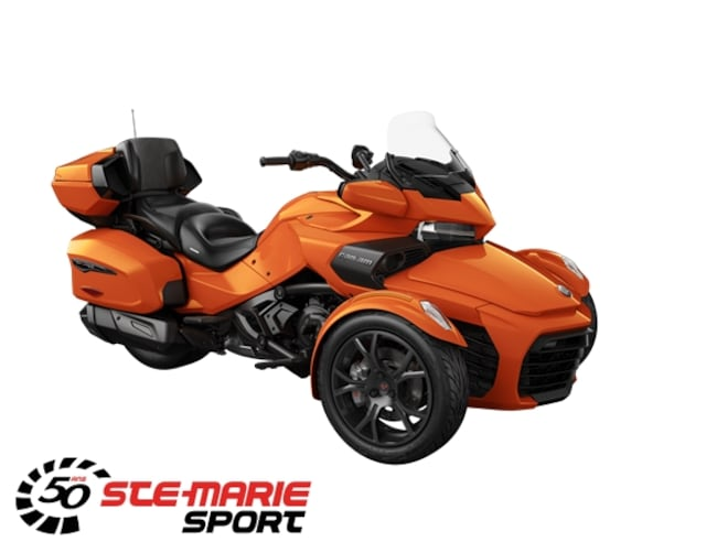 2019 CAN-AM Spyder F3 SE6 Limited NOIR