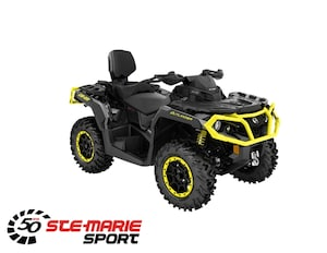 2019 CAN-AM Outlander Max 1000 XT-P