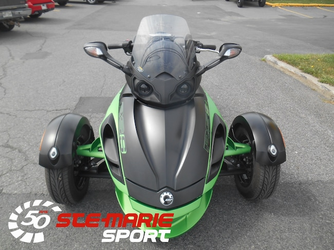 2012 CAN-AM Spyder RS-S SM5
