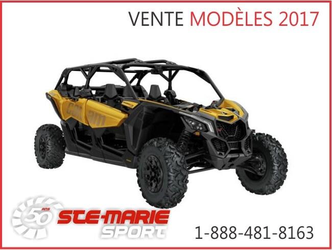2017 CAN-AM Maverick X3 Max X ds Turbo R 7VHA