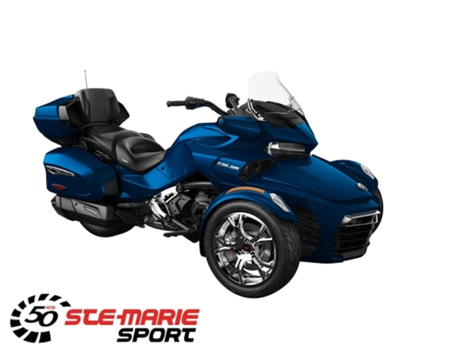 2019 CAN-AM Spyder F3 SE6 Limited CHROME
