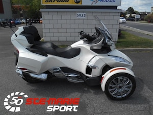 2013 CAN-AM Spyder RT LTD