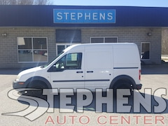2012 Ford Transit Connect XL 114.6 XL w/o side or rear door glass