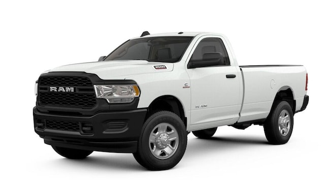 2019 Ram 3500 TRADESMAN REGULAR CAB 4X4 8' BOX Regular Cab