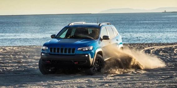 2019 Jeep Cherokee Trim Comparison - Bennington, VT