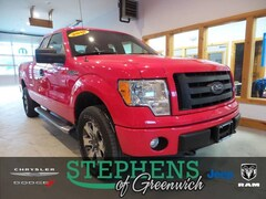 2012 Ford F-150 STX 4x4 4dr Supercab Styleside 6.5 ft. SB Pickup Truck