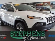 2015 Jeep Cherokee Trailhawk 4x4 SUV