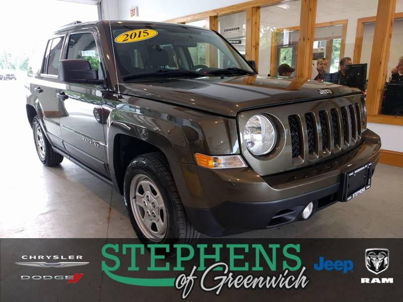 2015 Jeep Patriot Sport 4dr SUV SUV