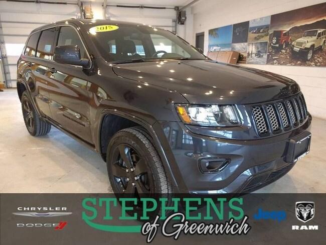 2015 Jeep Grand Cherokee Altitude 4x4 4dr SUV SUV