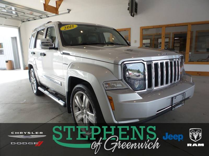 2011 Jeep Liberty Limited Jet 4x4 4dr SUV SUV