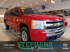 2010 Chevrolet Silverado 1500 LS 4x4 4dr Extended Cab 6.5 ft. SB Pickup Truck