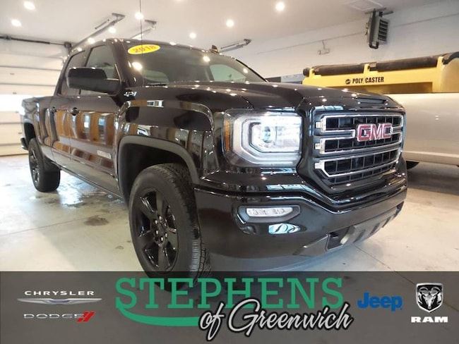 2018 GMC Sierra 1500 Base 4x4 4dr Double Cab 6.5 ft. SB Pickup Truck