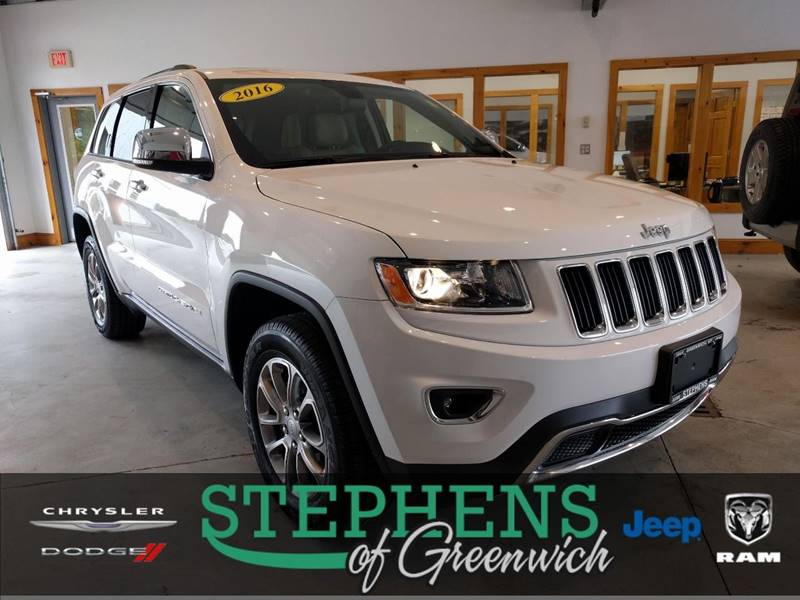 2016 Jeep Grand Cherokee Limited 4x4 4dr SUV SUV