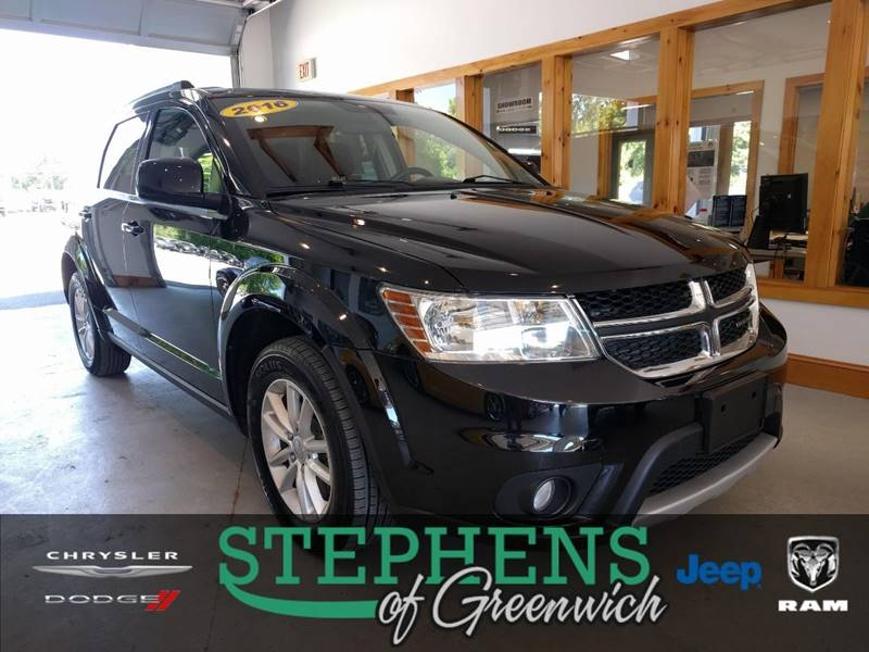 2016 Dodge Journey SXT AWD 4dr SUV SUV