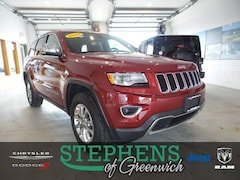 2015 Jeep Grand Cherokee Limited 4x4 4dr SUV SUV