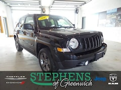 2015 Jeep Patriot High Altitude Edition 4dr SUV SUV