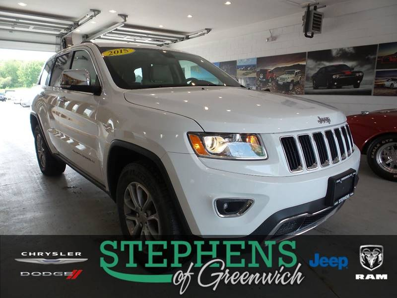 2015 Jeep Grand Cherokee Limited 4x4 SUV