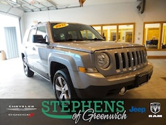 2016 Jeep Patriot High Altitude 4x4 4dr SUV SUV