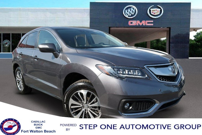 Used vehicles 2018 Acura RDX V6 AWD with Advance Package SUV for sale near you in Fort Walton Beach, FL