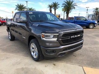 New 2019 Ram 1500 BIG HORN / LONE STAR CREW CAB 4X2 5'7 BOX Crew Cab For Sale Opelousas, LA