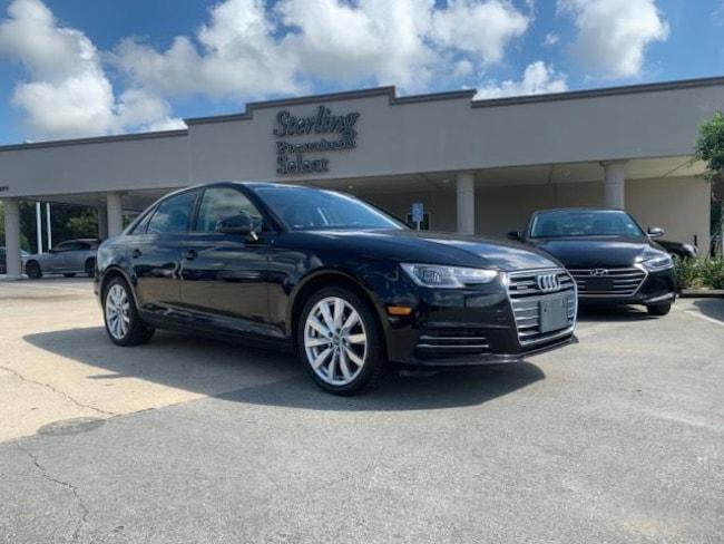 Used 2017 Audi A4 2.0T Premium Sedan For Sale Opelousas, LA