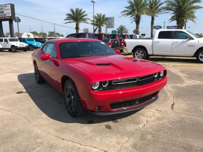 New 2018 Dodge Challenger SXT PLUS Coupe For Sale/Lease Opelousas, LA
