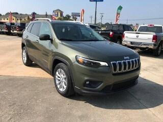 New 2019 Jeep Cherokee LATITUDE FWD Sport Utility For Sale Opelousas, LA