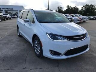 New 2019 Chrysler Pacifica LIMITED Passenger Van For Sale Opelousas LA