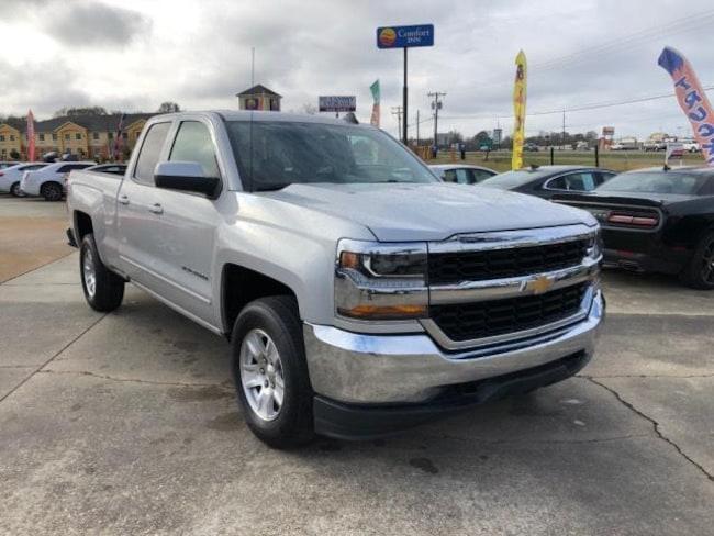 Used 2018 Chevrolet Silverado 1500 LT Truck Double Cab For Sale Opelousas, LA