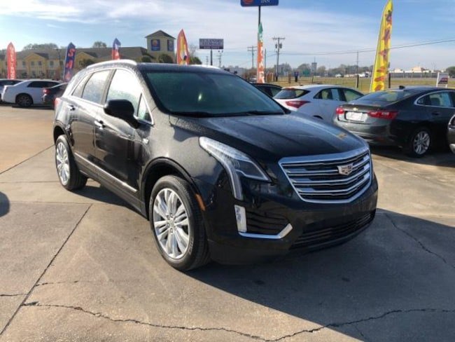 Used 2018 CADILLAC XT5 Premium Luxury SUV For Sale Opelousas, LA