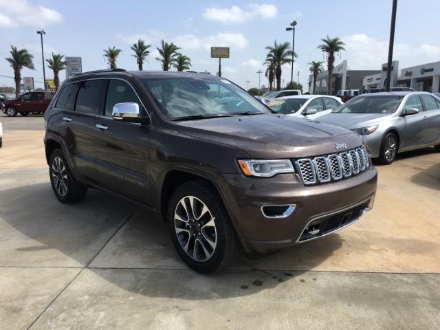 2018 Jeep Grand Cherokee OVERLAND 4X2 Sport Utility