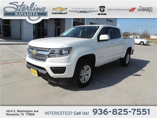 2018 Chevrolet Colorado LT 4x2 Crew Cab 5 ft. box 128.3 in. WB Truck