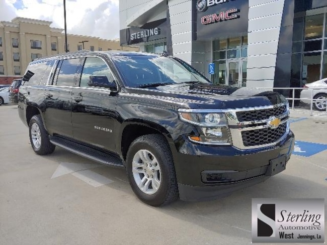 Used 2018 Chevrolet Suburban 2WD 4dr 1500 LT Sport Utility For Sale Jennings LA