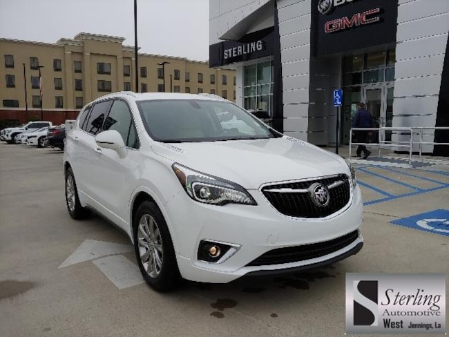 Used 2019 Buick Envision FWD 4dr Essence Sport Utility For Sale Jennings LA