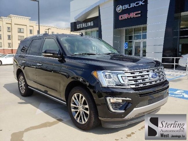 Used 2018 Ford Expedition Limited 4x2 Sport Utility For Sale Jennings LA