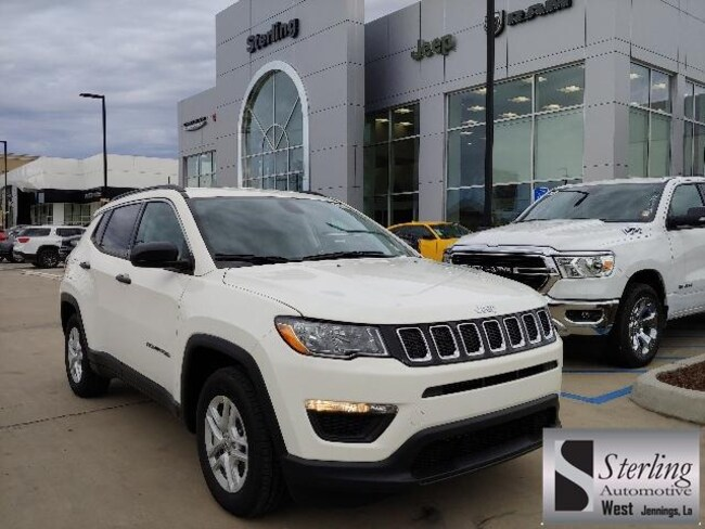 New 2019 Jeep Compass SPORT FWD Sport Utility For Sale/Lease Jennings LA